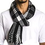 Alpine Swiss Winter Scarf Soft Elegant Long Fashion Wrap Scarves