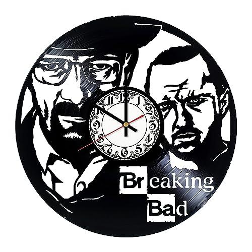 Amazon Breaking Bad Series Art Design HANDMADE Vinyl Record