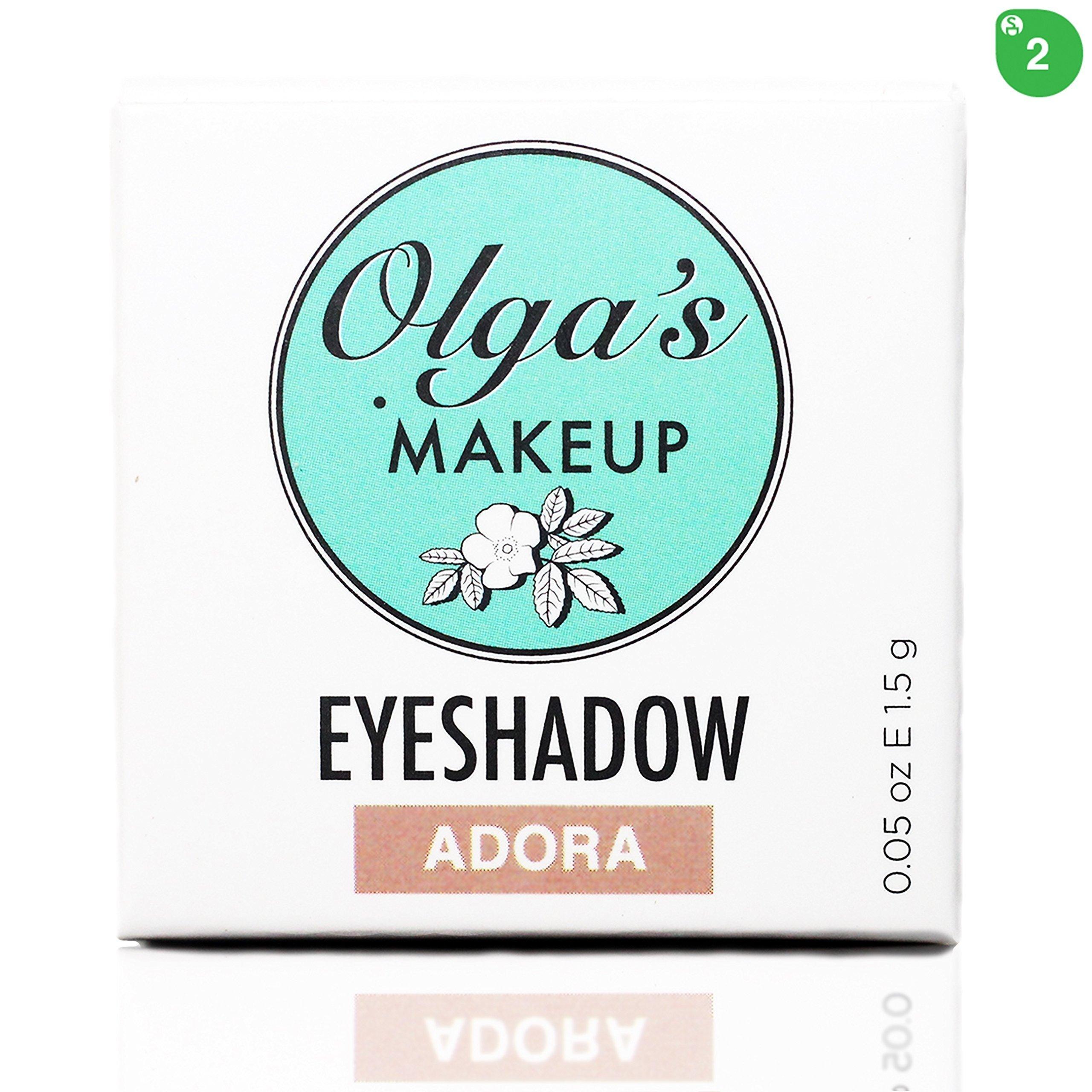 Organic & Mineral Eyeshadow - Adora