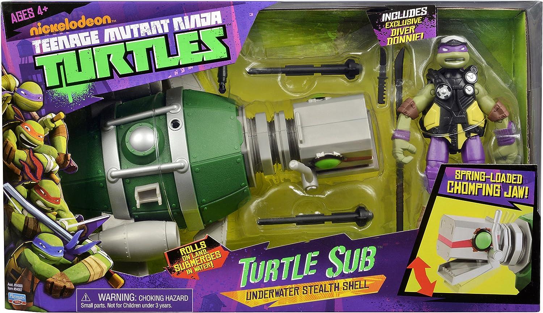 Amazon.com: Teenage Mutant Ninja Turtles Turtle Sub con ...
