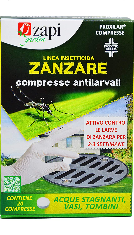 Zapi Mosquitos Comprimidos 40Gr 20 Comprimidos