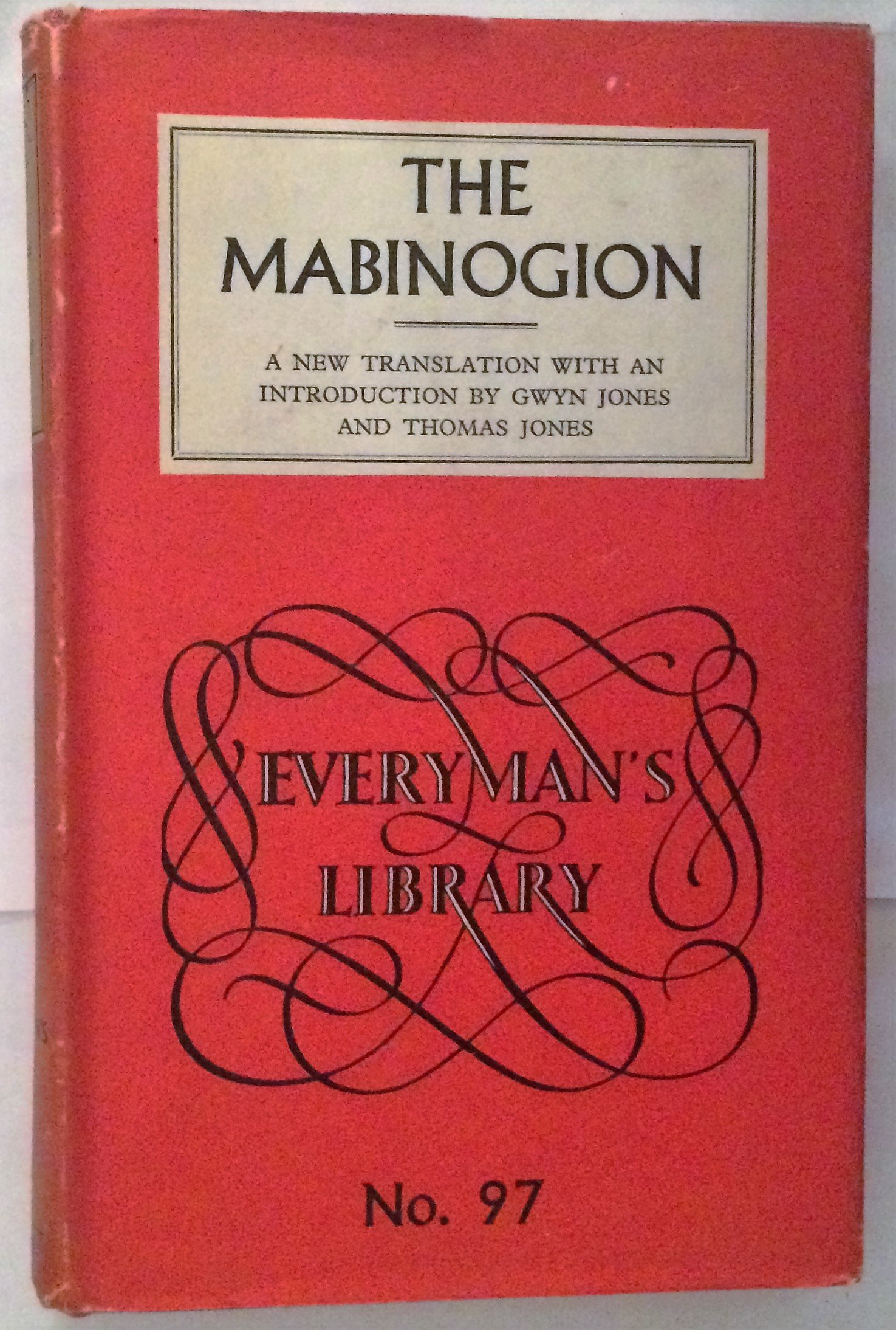 The Mabinogion (Everyman's Library ; No. 97)