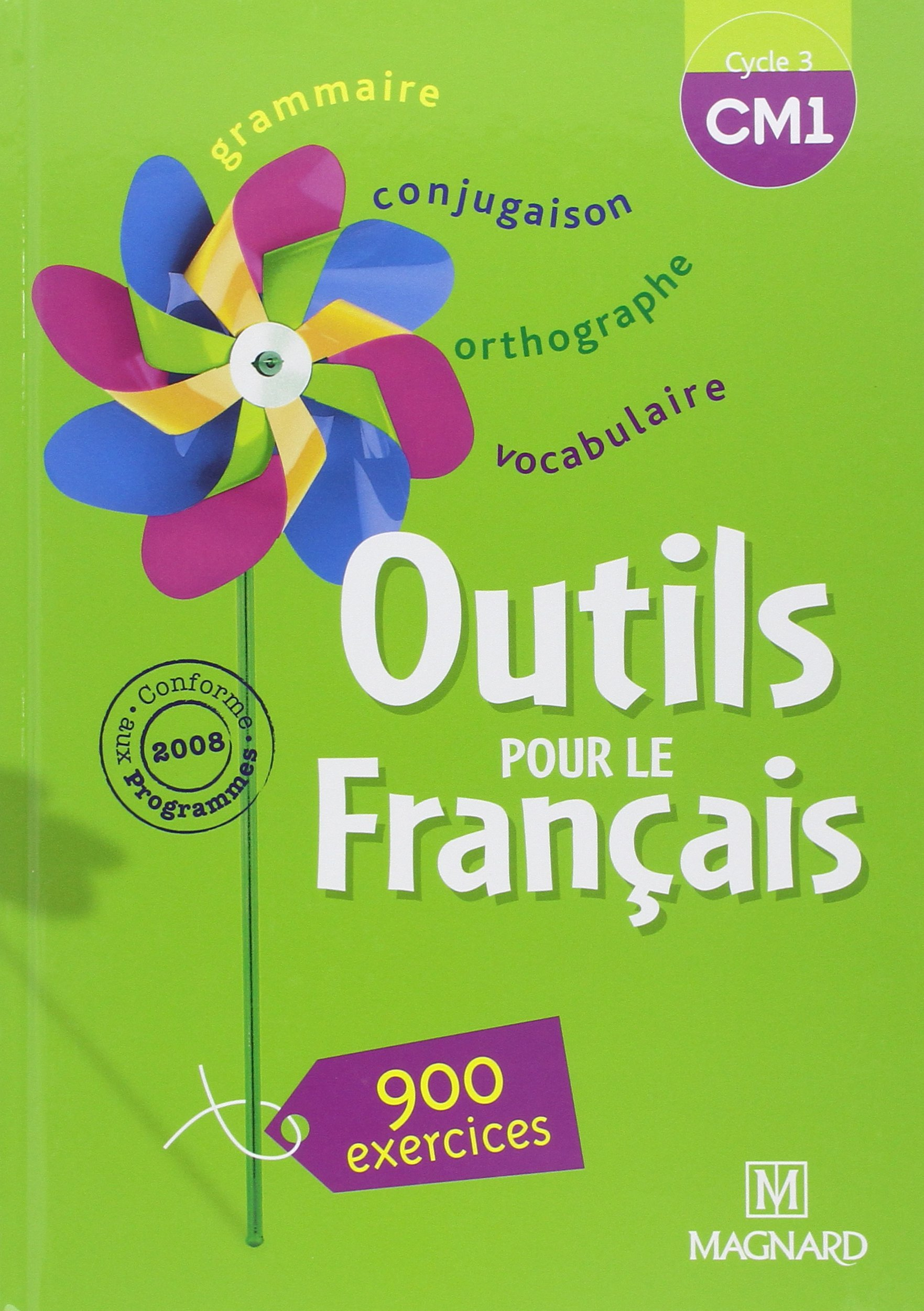 Amazon Fr Outils Pour Le Francais Cm1 Sylvie Bordron