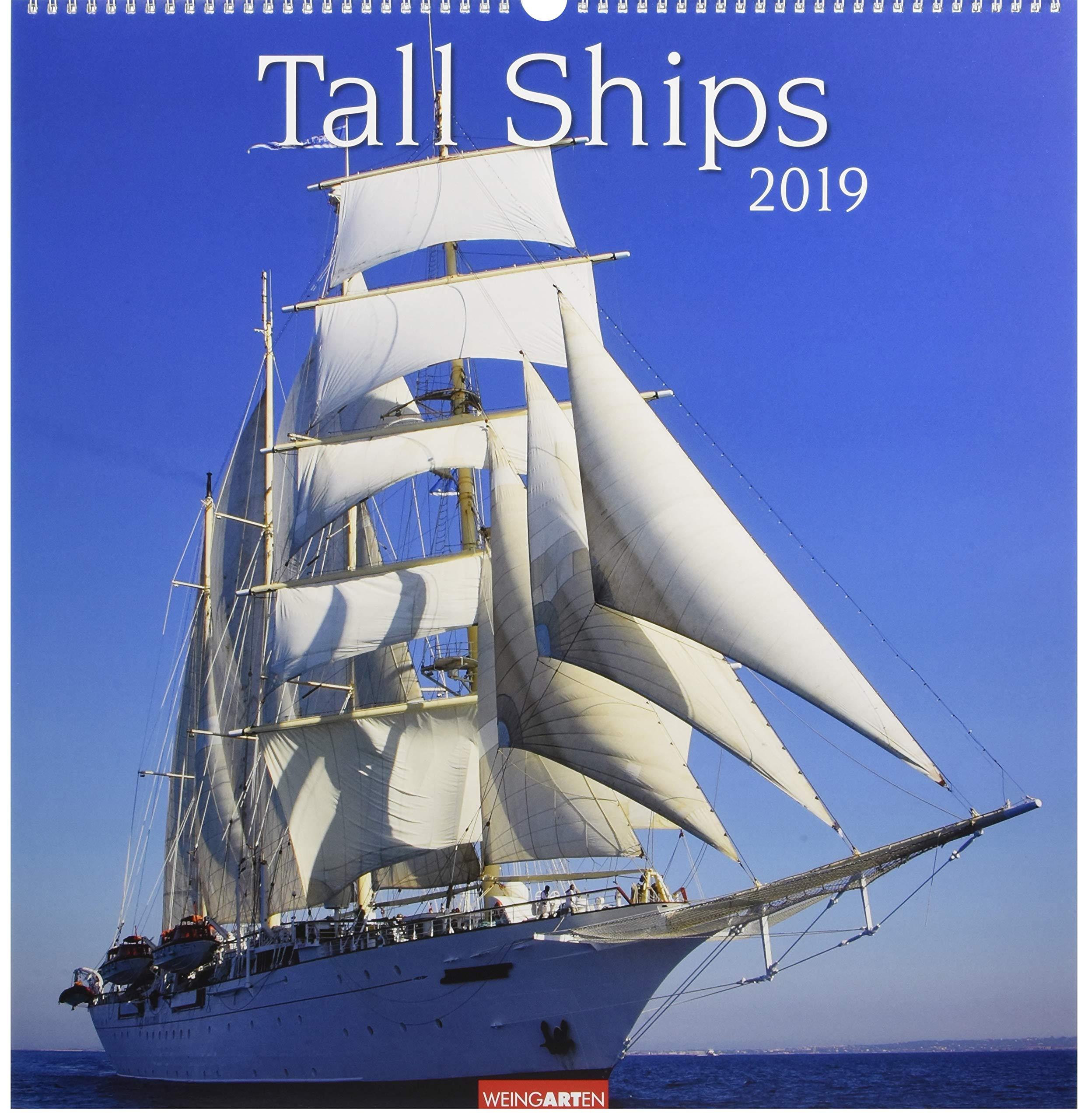 Tall Ships   Kalender 2019