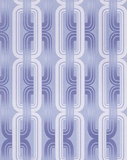 Retro 70s Style Wallpaper Wall Edem 038 22 Graphical Pattern