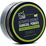 Activated Charcoal Teeth Whitening Powder Made in USA with Organic Coconut