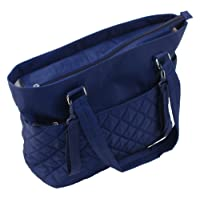 Summer Infant Quilted Tote Changing Bag (Sapphire)