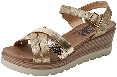 c96641b4d0a XTI Women s 47939 Ankle Strap Sandals  Amazon.co.uk  Shoes   Bags