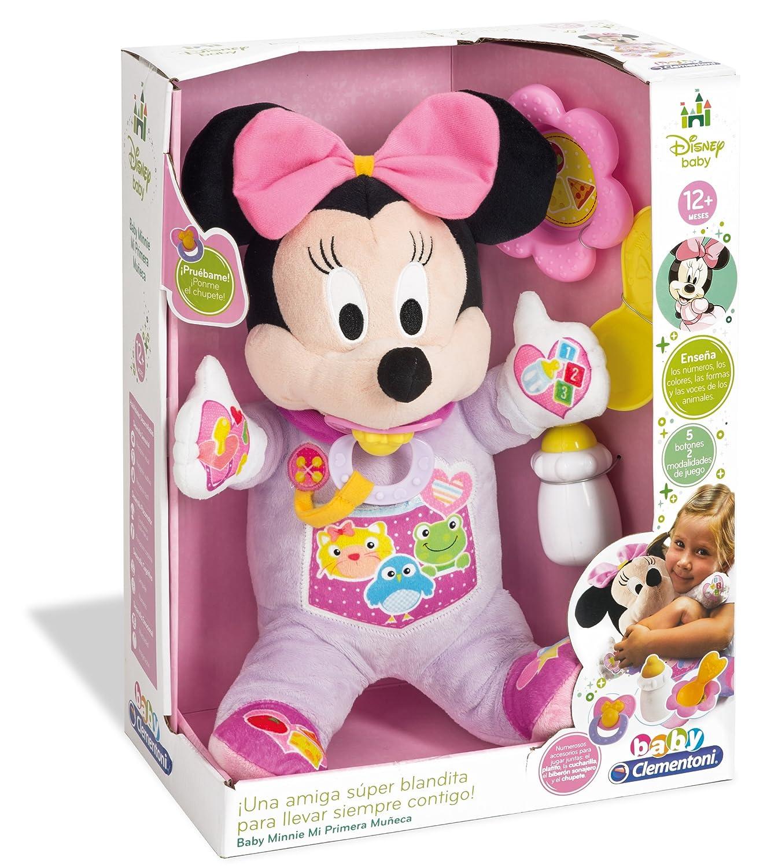 Baby Disney Mi primera muñeca Minnie