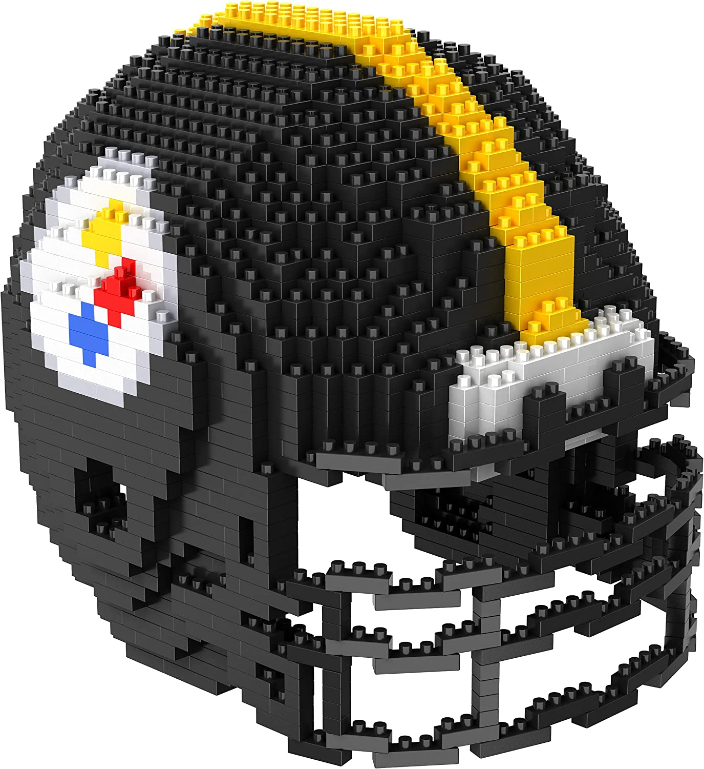 FOCO NFL 3D BRXLZ Construction Toy Blocks Set - Helmet