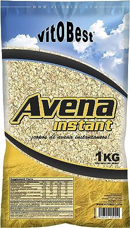 AVENA INSTANT 1 kg - Suplementos Alimentación y Suplementos ...