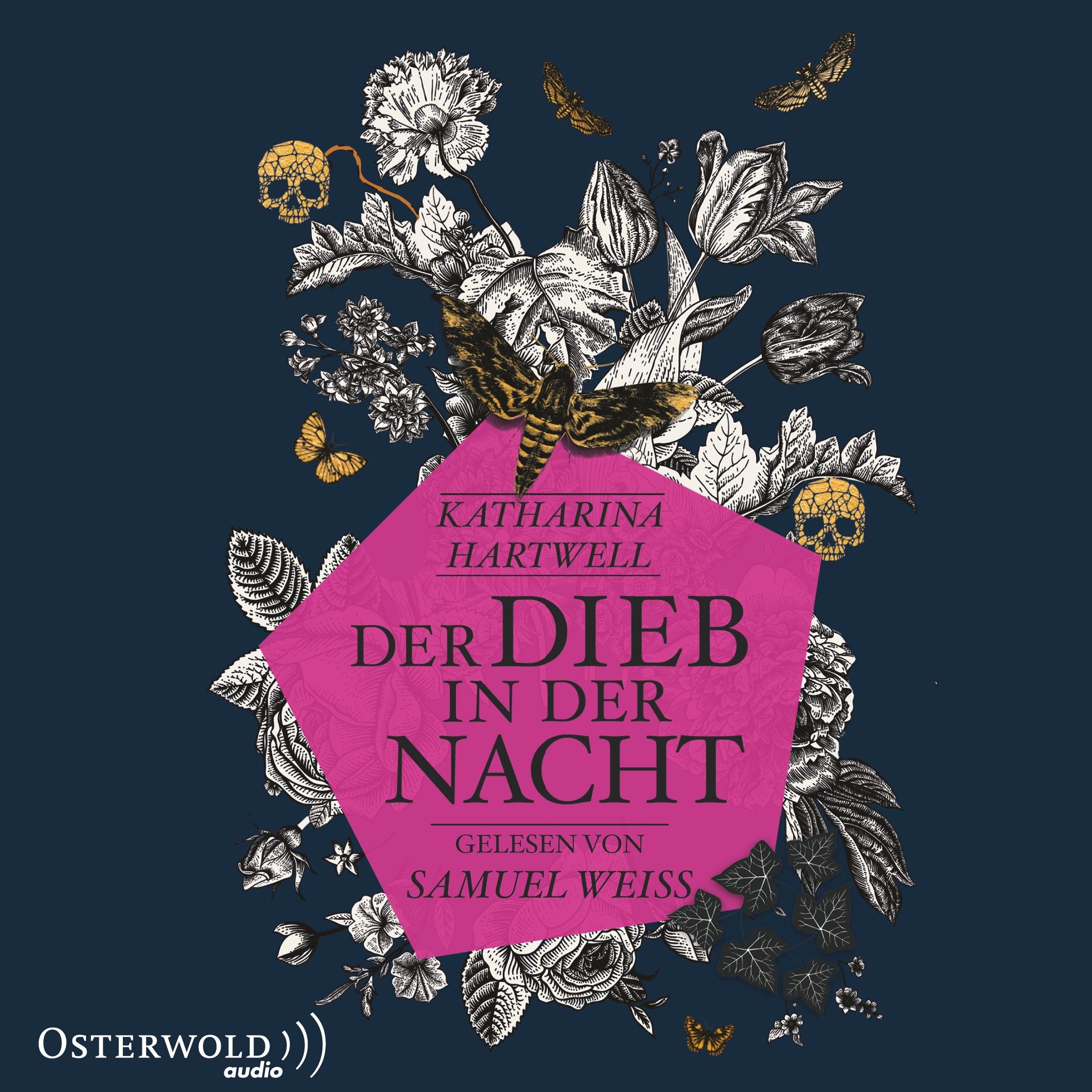 Der Dieb in der Nacht: 6 CDs: Amazon.de: Katharina Hartwell, Samuel ...