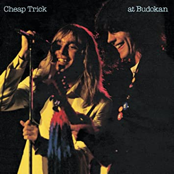 Image result for cheap trick at budokan