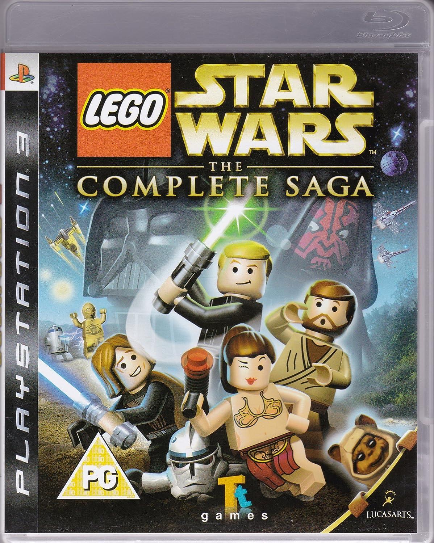 Lego Star Wars: The Complete Saga (Sony PS3) [Import UK].: Amazon.es: Videojuegos