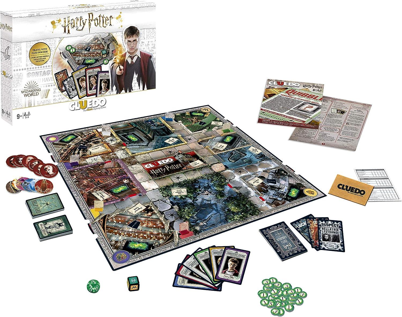 Winning Moves - Juego de Mesa Harry Potter: Amazon.es: Juguetes y juegos