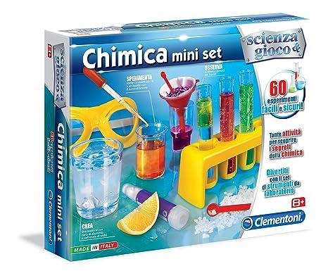feacb4705e401c Clementoni 13945 - Scienza e Gioco, Chimica: Amazon.it: Giochi e ...