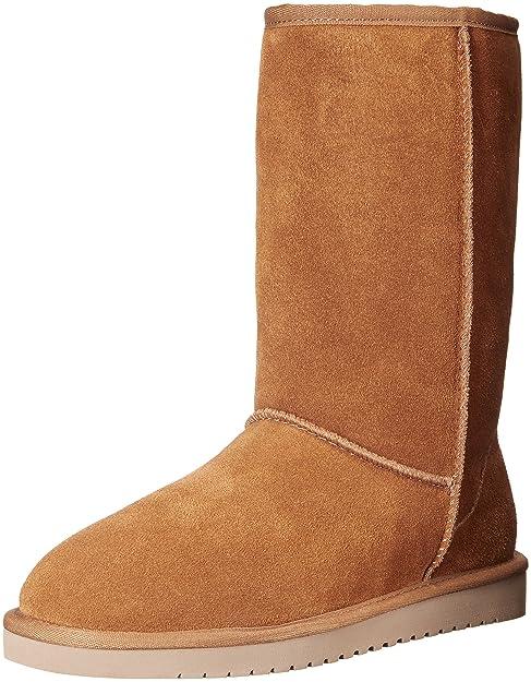 Chestnut Koola Tall Boot