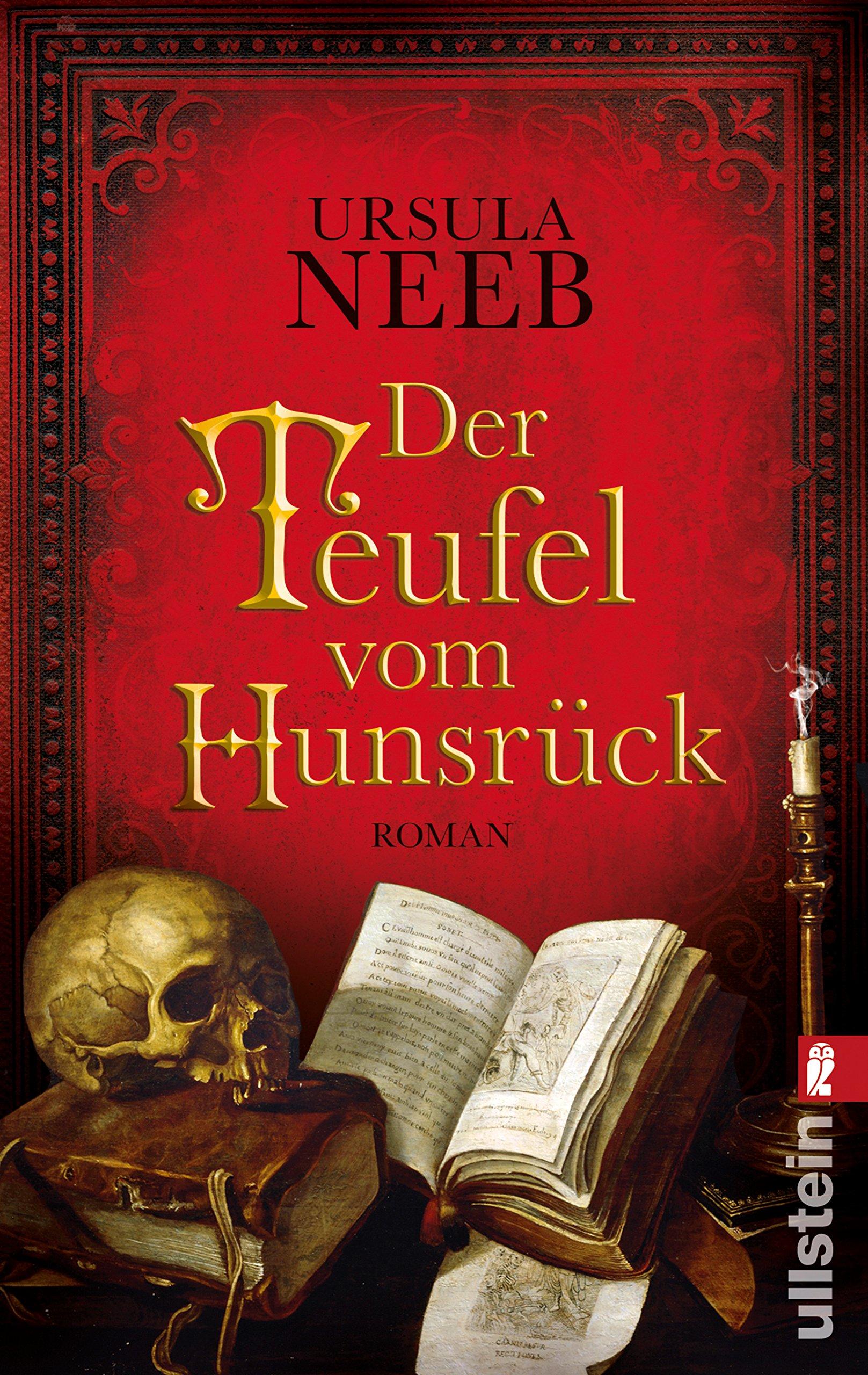 Der Teufel vom Hunsrück: Roman
