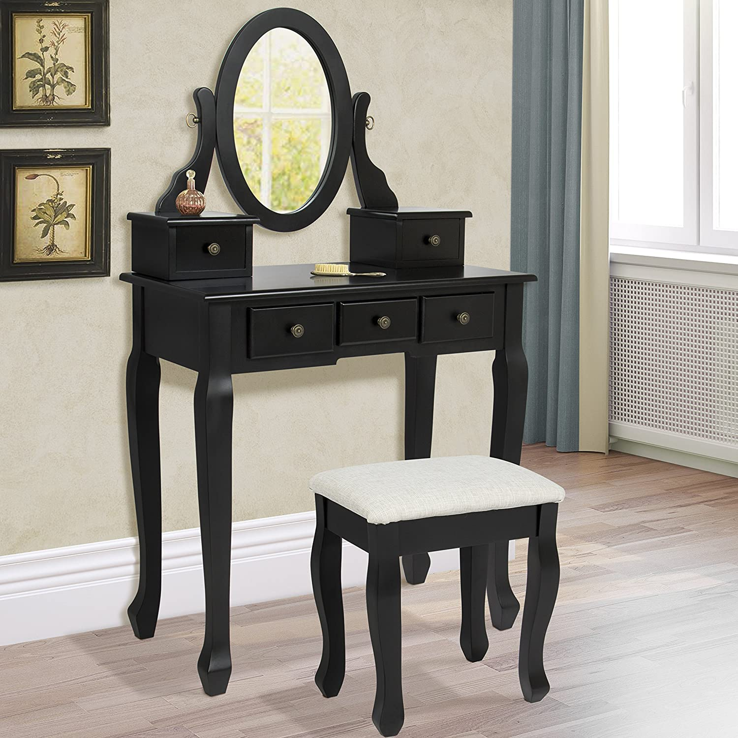 Vanities Amazoncom - Vanity table