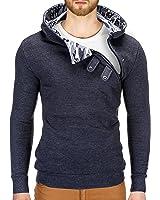 BetterStylz PCOBZ Hoodie Kapuzenpullover Hoher Kragen Pullove Sweatshirt Pulli div. Farben (S-XXL)