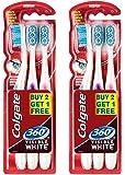 Colgate 360 Visible White Toothbrush (Buy 2 Get 1)