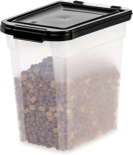 IRIS Nesting Airtight Pet dog Food Container