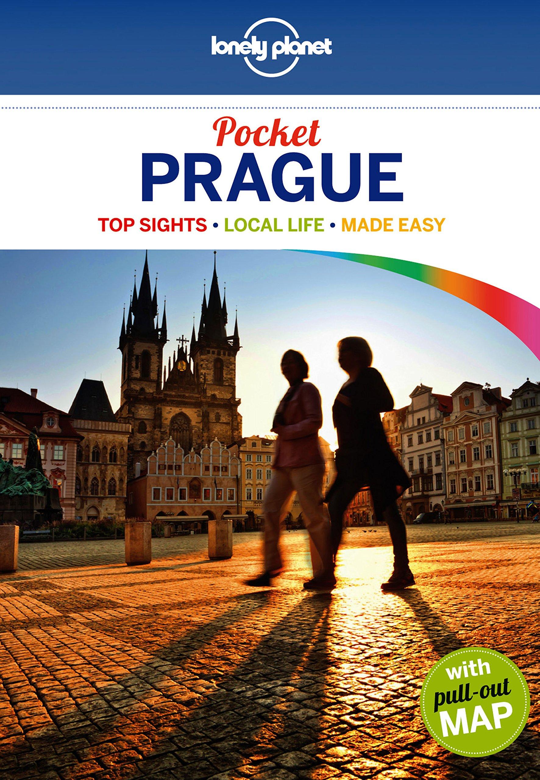 Lonely Planet Pocket Prague (Travel Guide) ISBN-13 9781742208787