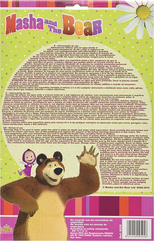 Diameter 90/cm Masha and The Bear/ /Pool