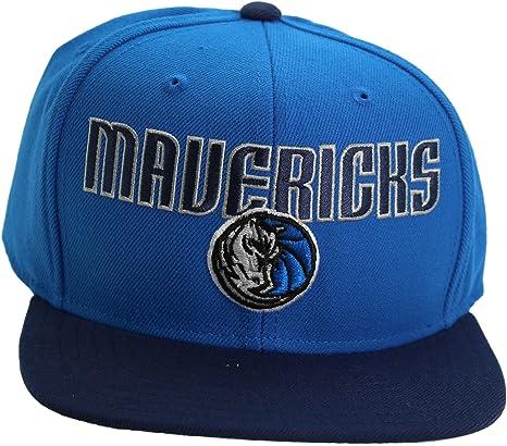 141c83a88b8 Amazon.com   NBA Dallas Mavericks Adult Snapback Hat Cap   Sports ...