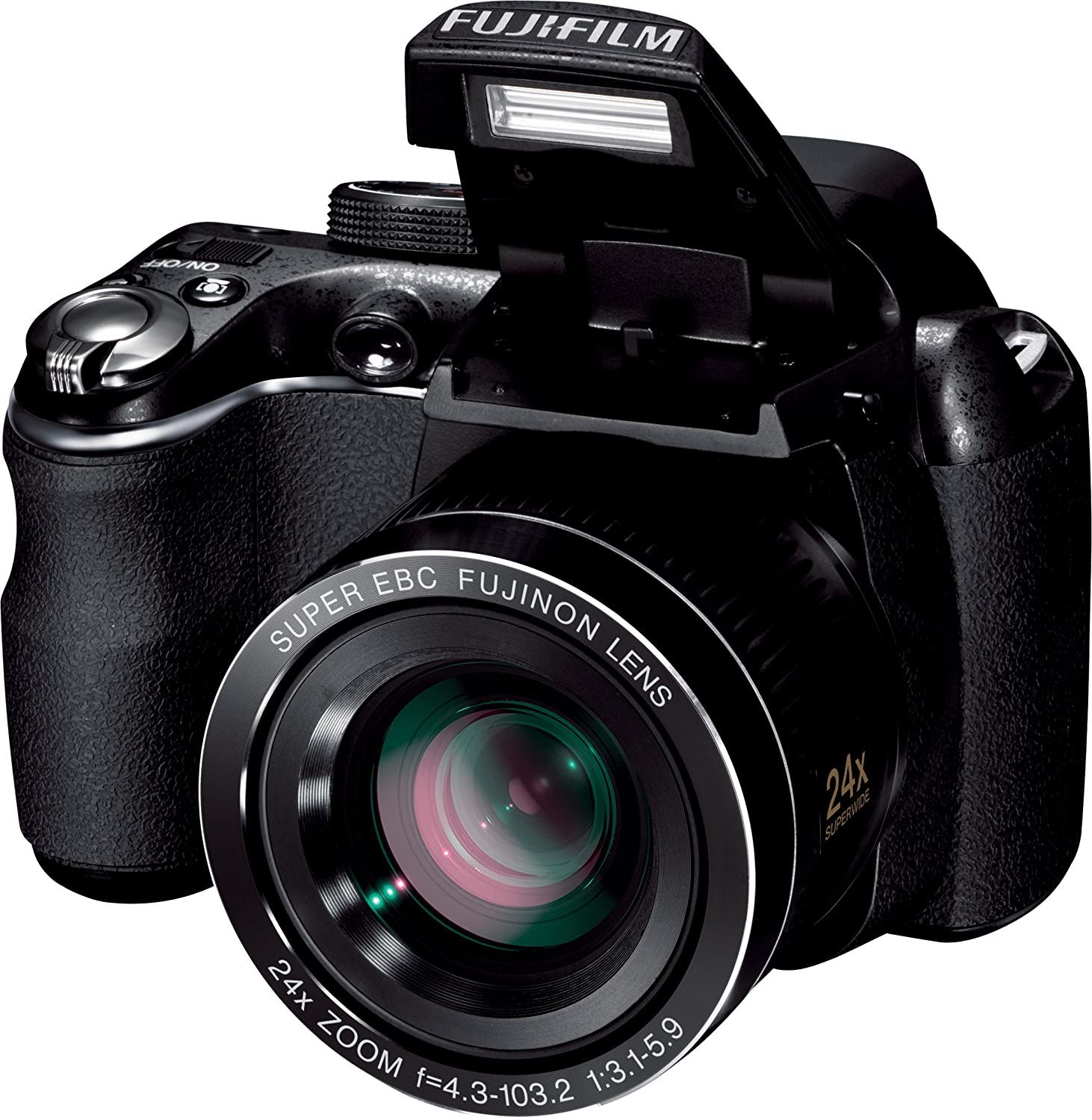 Amazon.com : Fujifilm FinePix S3200 14 MP Digital Camera with Fujinon 24x  Super Wide Angle Optical Zoom Lens and 3-Inch LCD : Point And Shoot Digital  ...
