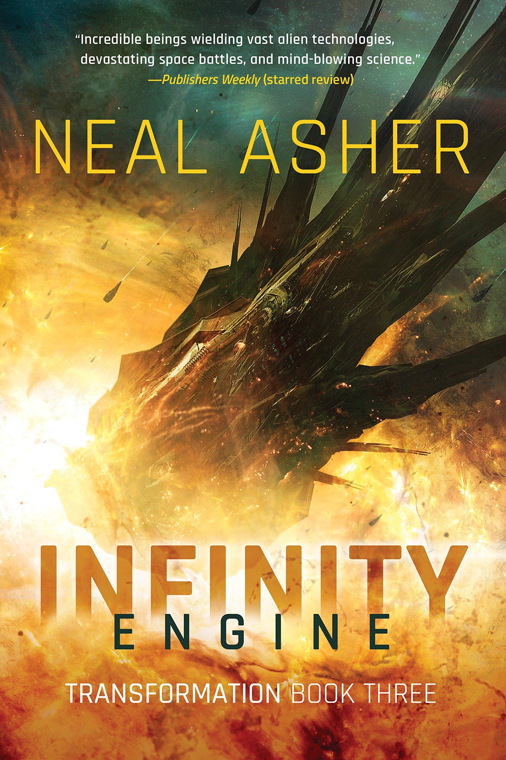 Infinity Engine: Transformation Book Three PDF