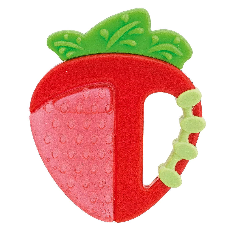 gef/üllt mit sterilem Wasser Fresh Relax sortiert Chicco Bei/ßring Erdbeere//Apfel 4+ Monate