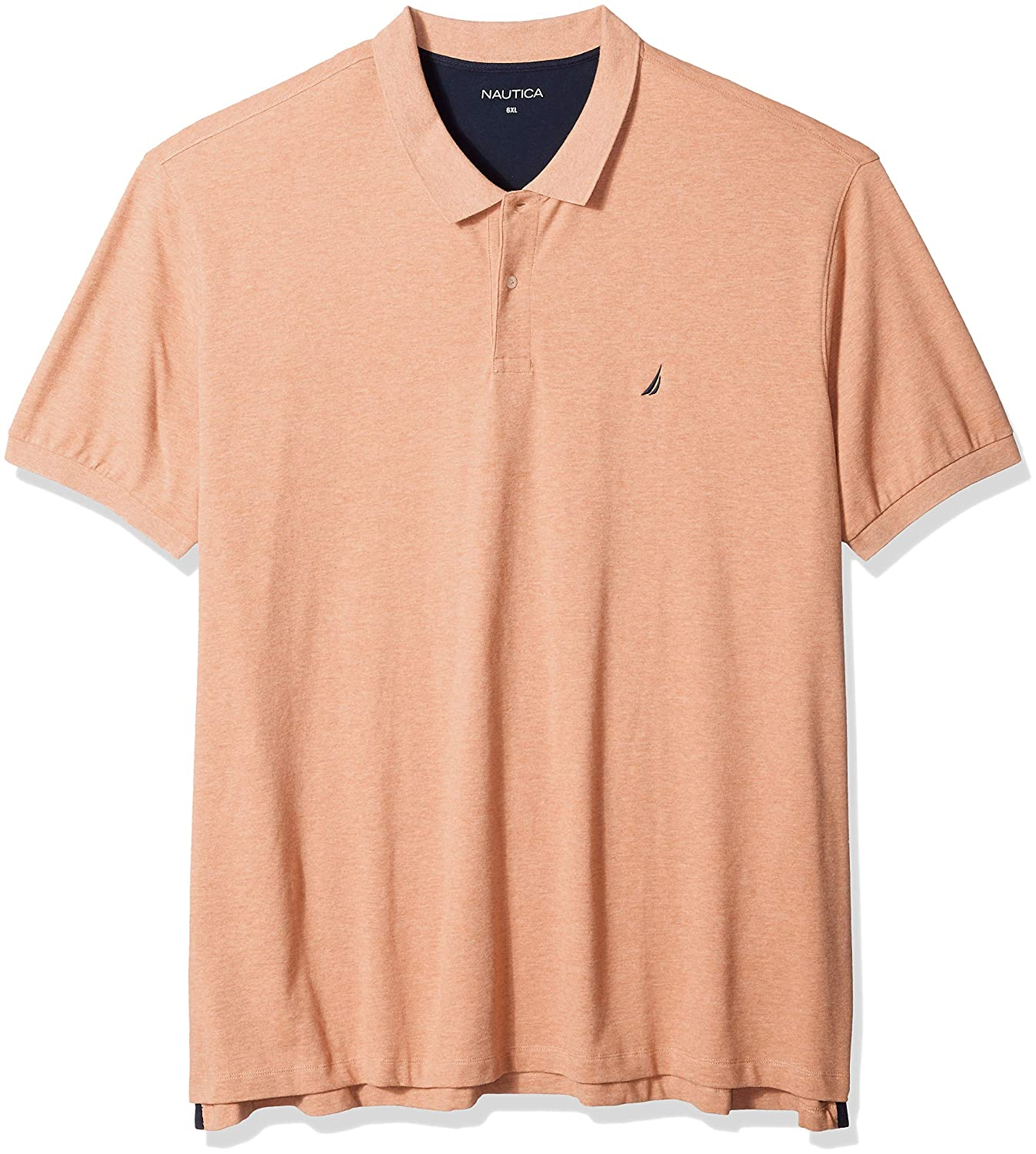 Desert Camel Heather 6X grand Nautica Homme Z81101 Polo