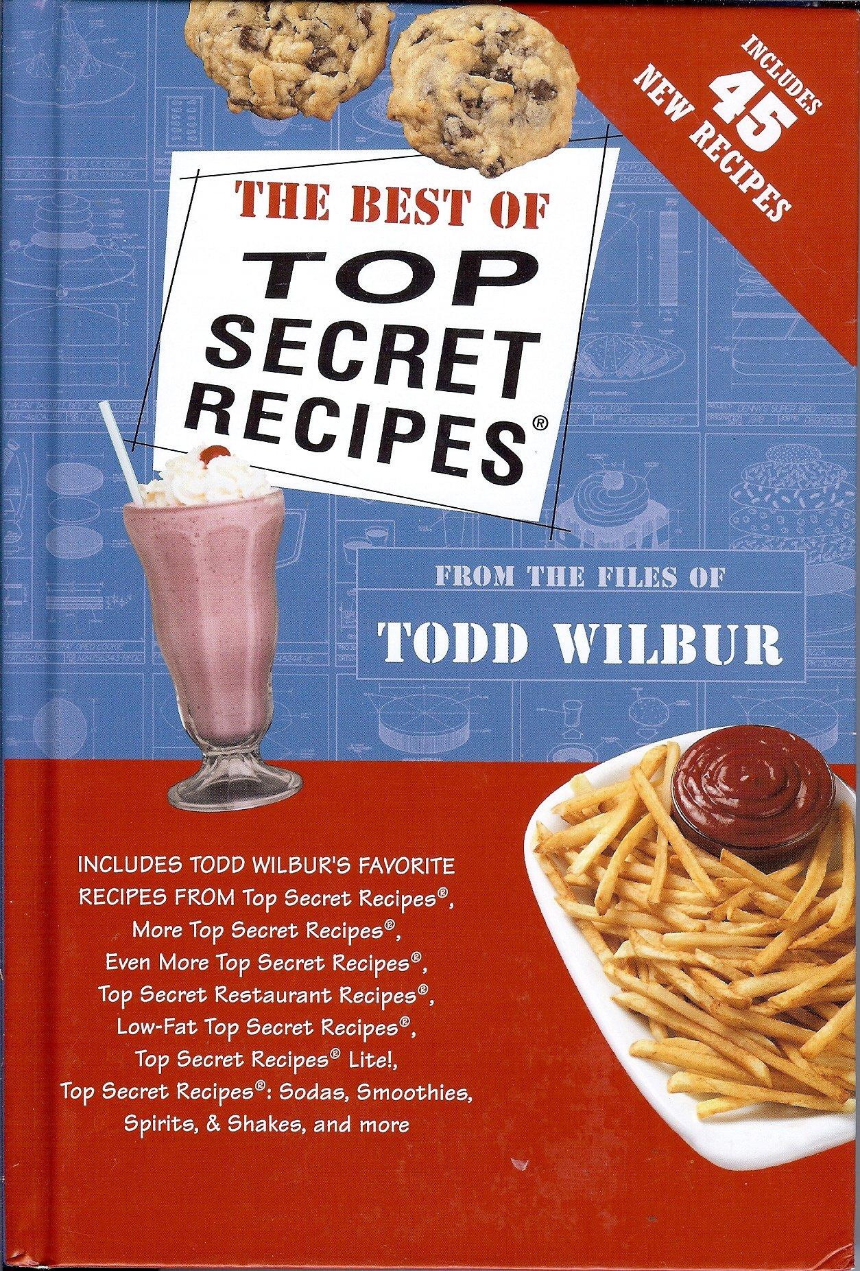 Download The Best of Top Secret Recipes pdf