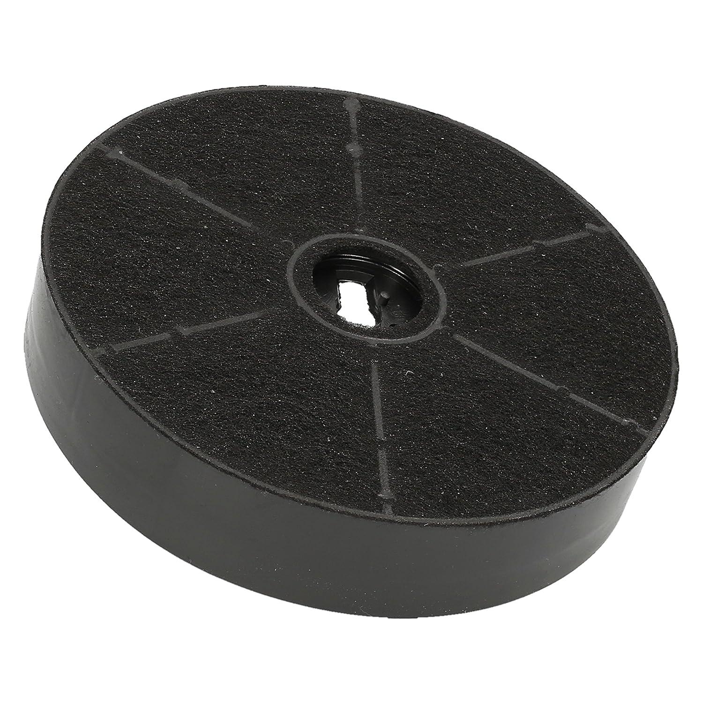 ✧WESSPER® Campana extractora filtro para Gorenje DKI 550 M (redonda, carbón)