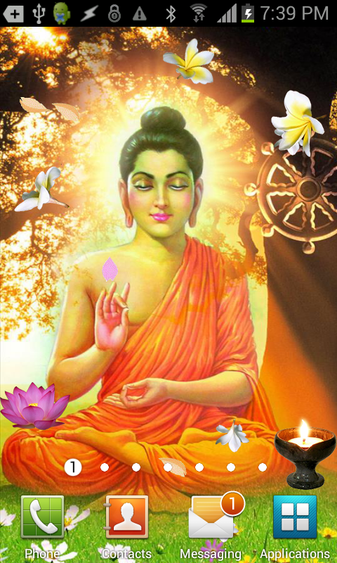 Amazon.com: Gautama Buddha Live Wallpaper: Appstore for ...