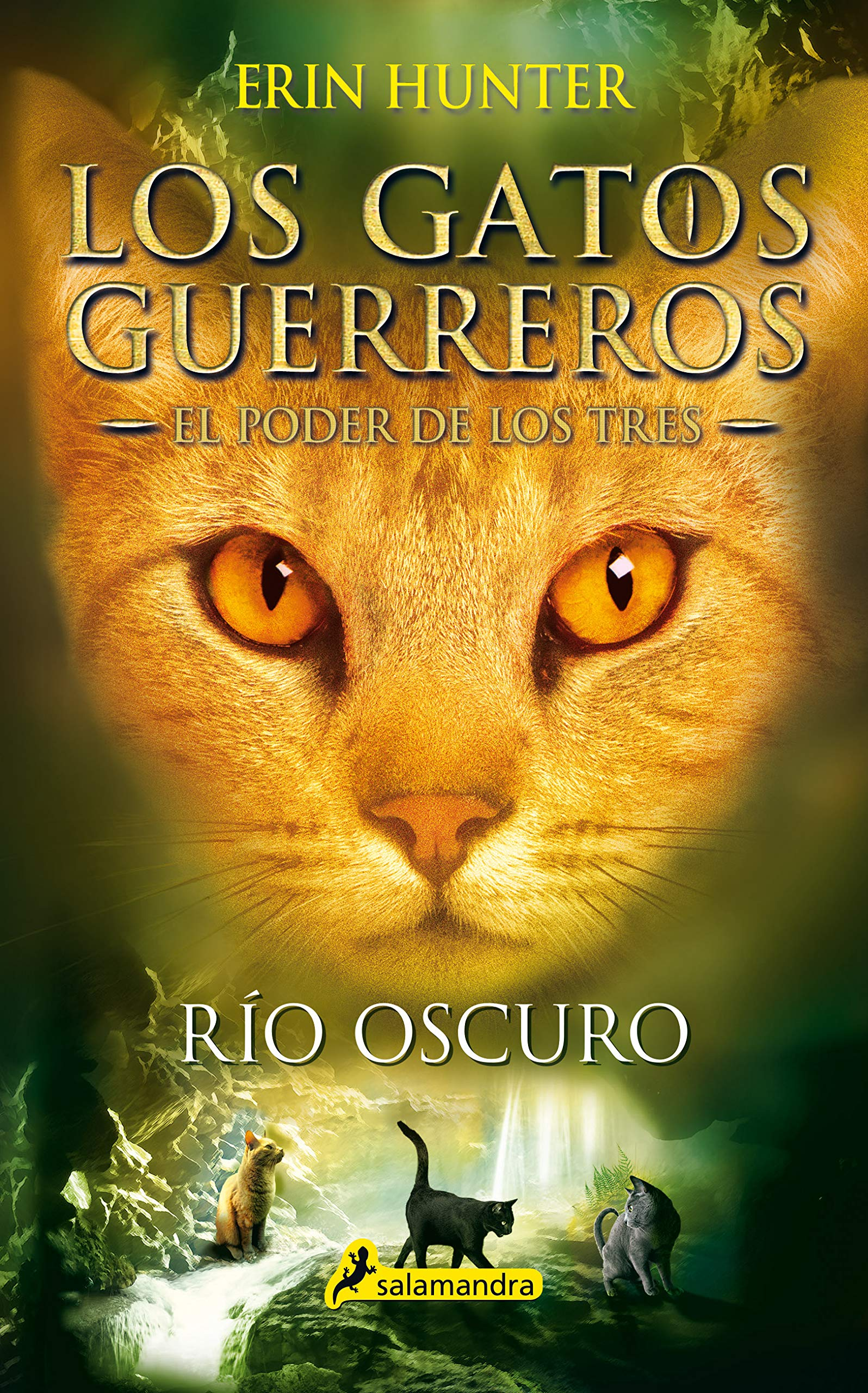Río Oscuro Dark River Gatos Guerreros Warriors Spanish Edition 9788498388398 Hunter Erin Books