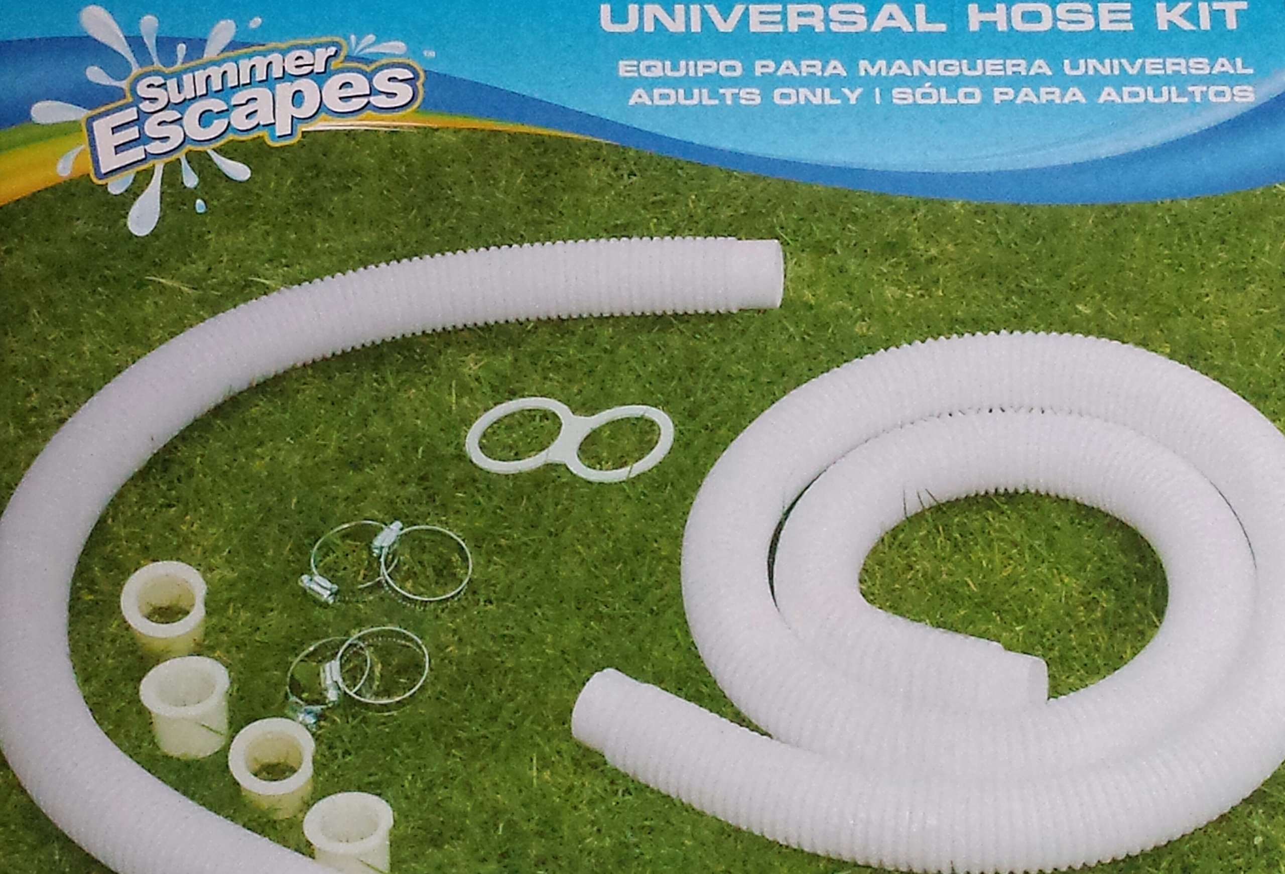 Summer Escapes Universal Replacement Pool Hose Kit Ebay