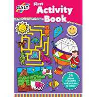 Galt - First Activity Book 5 Yaş+ Aktivite Kitabı (L3077A)
