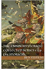 The Ennin Mysteries: Collected Series 1 - 9 (45 Stories) Kindle Edition