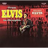 """PRESLEY, ELVIS - FROM ELVIS IN MEMPHIS : 7"""" X 7"""" CARD 2CD"""