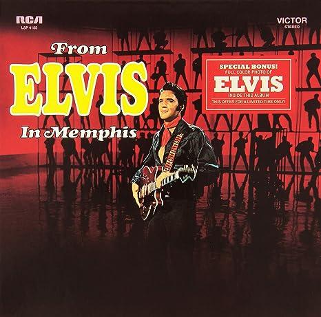 From Elvis in Memphis: Elvis Presley: Amazon.es: Juguetes y juegos}
