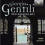 Gentili: Trio Sonatas, Op. 1
