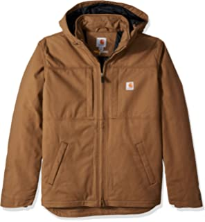 Amazon.com: Carhartt Mens Full Swing Cryder Jacket (Rgular ...