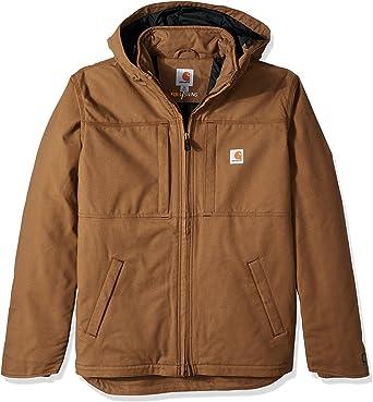 Carhartt Mens Full Swing Cryder Jacket Work Utility Outerwear