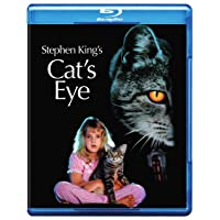 Deals on Stephen King's Cat's Eye 1985 Blu-ray
