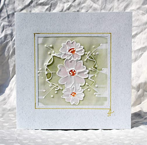 Amazon sale20 offoriginal white daisy carddaisy birthday sale20 offoriginal white daisy carddaisy birthday card m4hsunfo