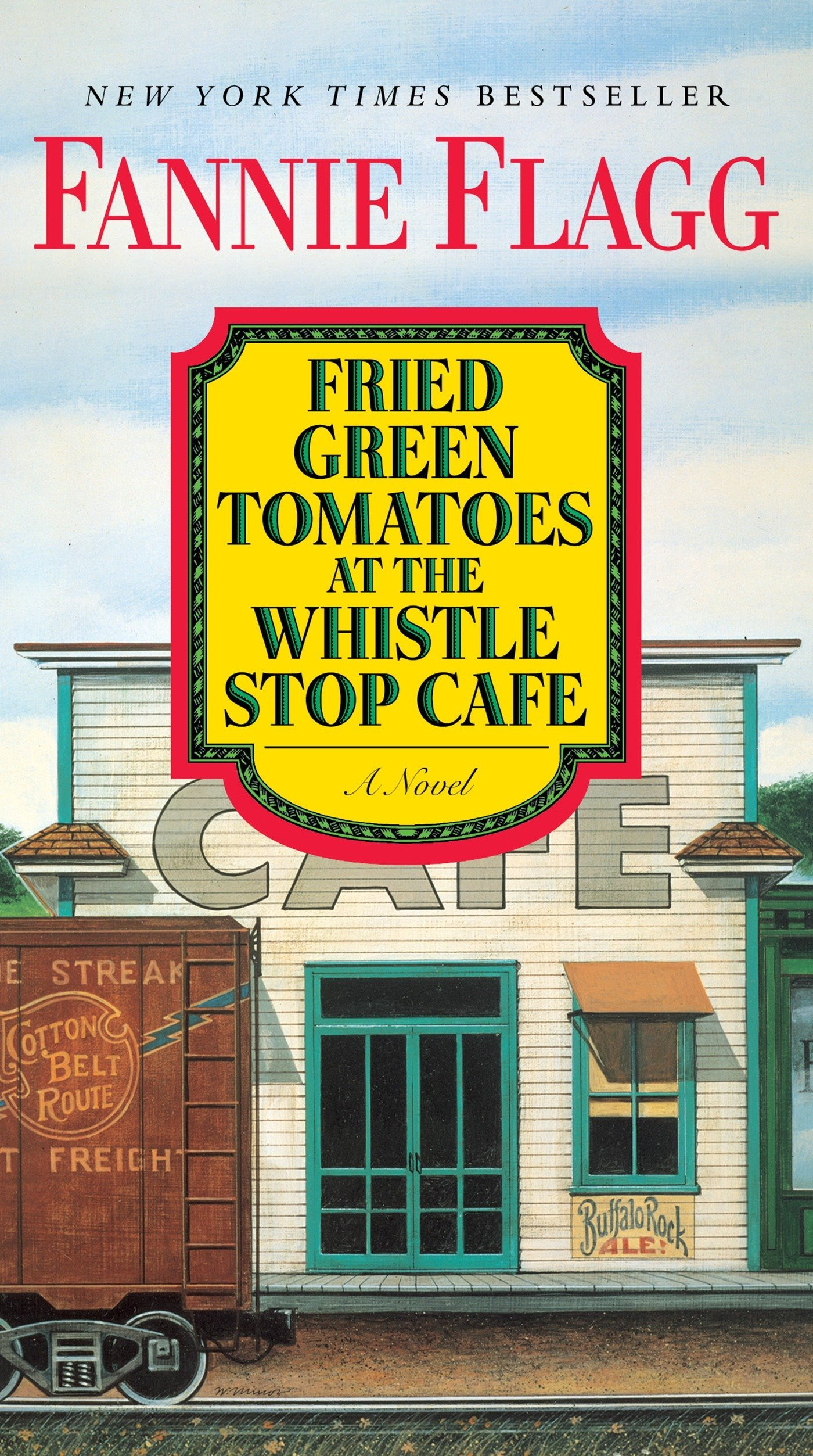 fried green tomatoes at the whistle stop cafe netflix