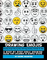 Drawing Emojis Step By Step With Easy Drawing