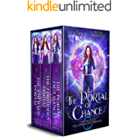 Chronicles of the Unwanted Princess The Halfling Fae Academy: Complete Boxset